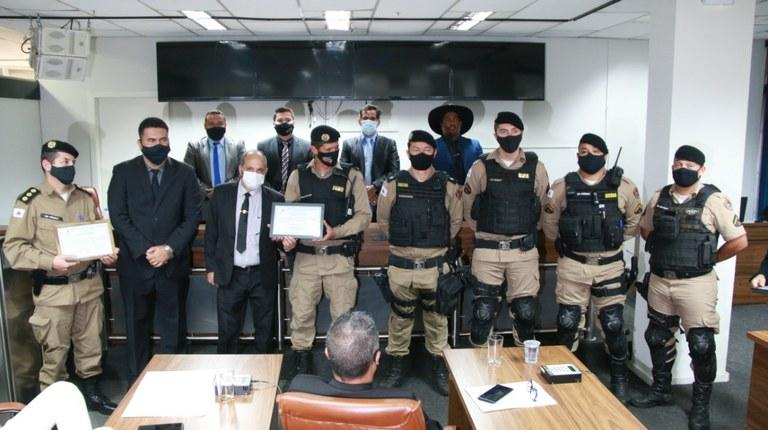 Polícia Militar e Câmara de Fabriciano assinam Protocolo de Intenções